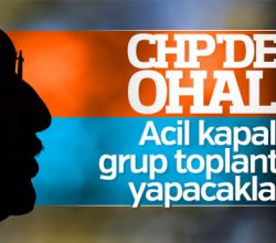 CHP grubu yeni yol haritasını belirliyor