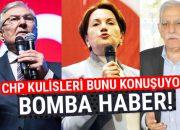 CHP kulisleri bunu konuşuyor! Ahmet Türk ve  Meral Akşener…