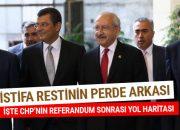 CHP Meclis'ten işte bu nedenle çekilmedi!