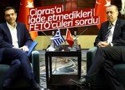Çin'de Erdoğan-Çipras görüşmesi