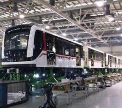 Çin'de ilk şoförsüz metro hattı testleri başladı