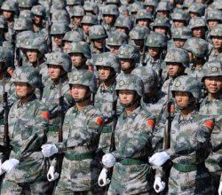 Çin sınıra 150 bin asker gönderdi iddiası