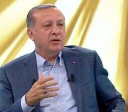 Cumhurbaşkanı Erdoğan'dan Ermeni Patrikhanesi'ne mesaj