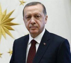 Cumhurbaşkanı Erdoğan'dan Hakkari'ye kutlama mesajı