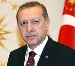 Cumhurbaşkanı Erdoğan'dan şampiyon voleybolculara kutlama