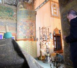 Cumhurbaşkanı Erdoğan Konya Müzesi'ni ziyaret etti