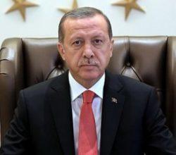Cumhurbaşkanı Erdoğan Theresa May ile görüştü