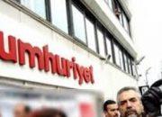Cumhuriyet gazetesi iddianamesi kabul edildi