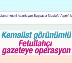 Cumhuriyet İnternet Yayın Yönetmeni gözaltına alındı