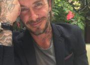 David Beckham doğum gününü kutladı