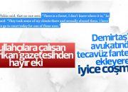 Demirtaş'ın avukatı: Müvekillerime tecavüz ediliyor