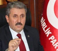 Destici'den rejim değişiyor iddialarına tepki