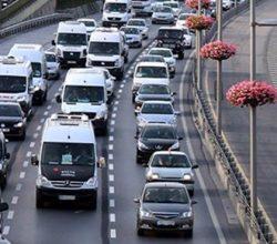 Dikkat! İstanbul'da bu yollar kapatılıyor 30 Nisan 2017