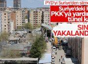 Diyarbakır'daki patlamanın şüphelileri Suriye'ye kaçacaktı