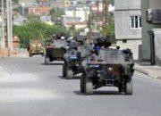 Diyarbakır'ın 25 köyünde sokağa çıkma yasağı
