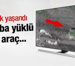 Diyarbakır Lice'de bir ilk! Bomba yüklü 3 araç
