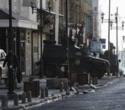 Diyarbakır Sur'da patlama sesi: Kontrollü imha
