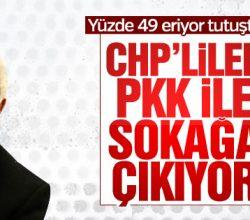 Doğu Perinçek'ten CHP'ye PKK uyarısı