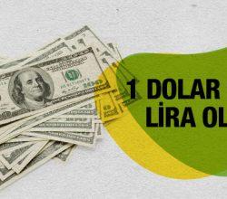 Dolar kaç TL dolar kuru 18 Ocak son durum