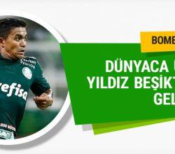 Dünyaca ünlü yıldız Beşiktaş'a geliyor