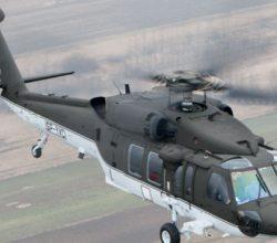 Düşen helikopter TSK'nın gözdesi S-70 Black Hawk