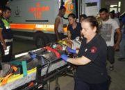 Edirne'de sağlık ekiplerine saldırı