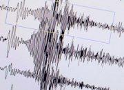 Ege Denizi'nde deprem 4.3 büyüklüğünde deprem