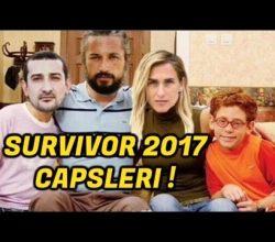 En Komik Survivor 2017 CAPSLERİ !