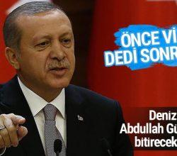 Erdoğan Baykal'a önce fitneci dedi sonra da …