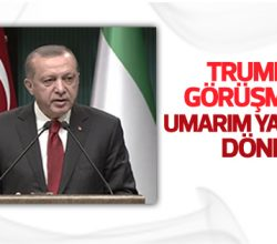 Erdoğan'dan ABD'ye: Yanlıştan dönün