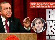 Erdoğan: Deniz Yücel iade edilmeyecek