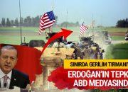 Erdoğan'ın YPG tepkisi ABD gündeminde