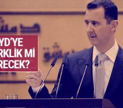 Esed'den PYD'ye özerklik açıklaması