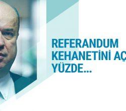 Fehmi Koru referandum kehanetini açıkladı yüzde…