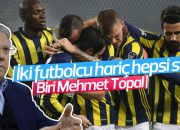 Fenerbahçe'de 2 futbolcu hariç hepsi satılık