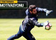 Fenerbahçe yönetiminden derbi motivasyonu