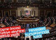 FETÖ'den ABD'de Türkiye aleyhine mektup