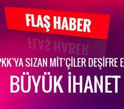 FETÖ imamı listeyi PKK yöneticilerine vermiş