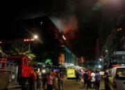 Filipinler'de bir otele silahlı saldırı düzenlendi