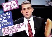 Flash Tv sunucusu Gökhan Taşkın arkadaşını vurdu