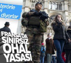 Fransa'da teröre karşı sıkı tedbirler alınacak