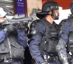 Fransa'da yeni bir saldırı paniği