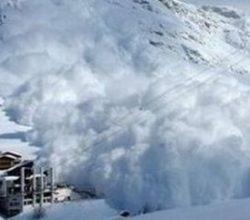 Fransız Alplerinde çığ faciası: 3 ölü