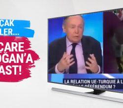 Fransız profesörden alçak ifade!