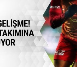 Galatasaray'da Garry Rodrigues şoku!