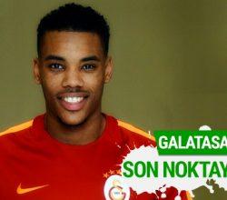 Galatasaray Garry Rodrigues haberlerine son noktayı koydu