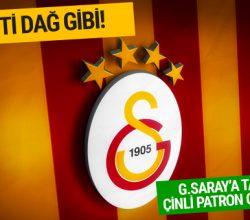 Galatasaray'ı satın almak isteyen Çinli patron belli oldu