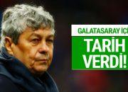 Galatasaray Lucescu ile görüştü