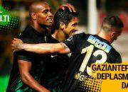 Gaziantepspor dağıldı! 6 gol bir penaltı!