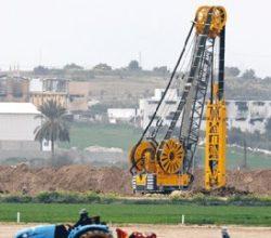 Gazze'de İsrail'in yeraltı duvarları denize uzanacak